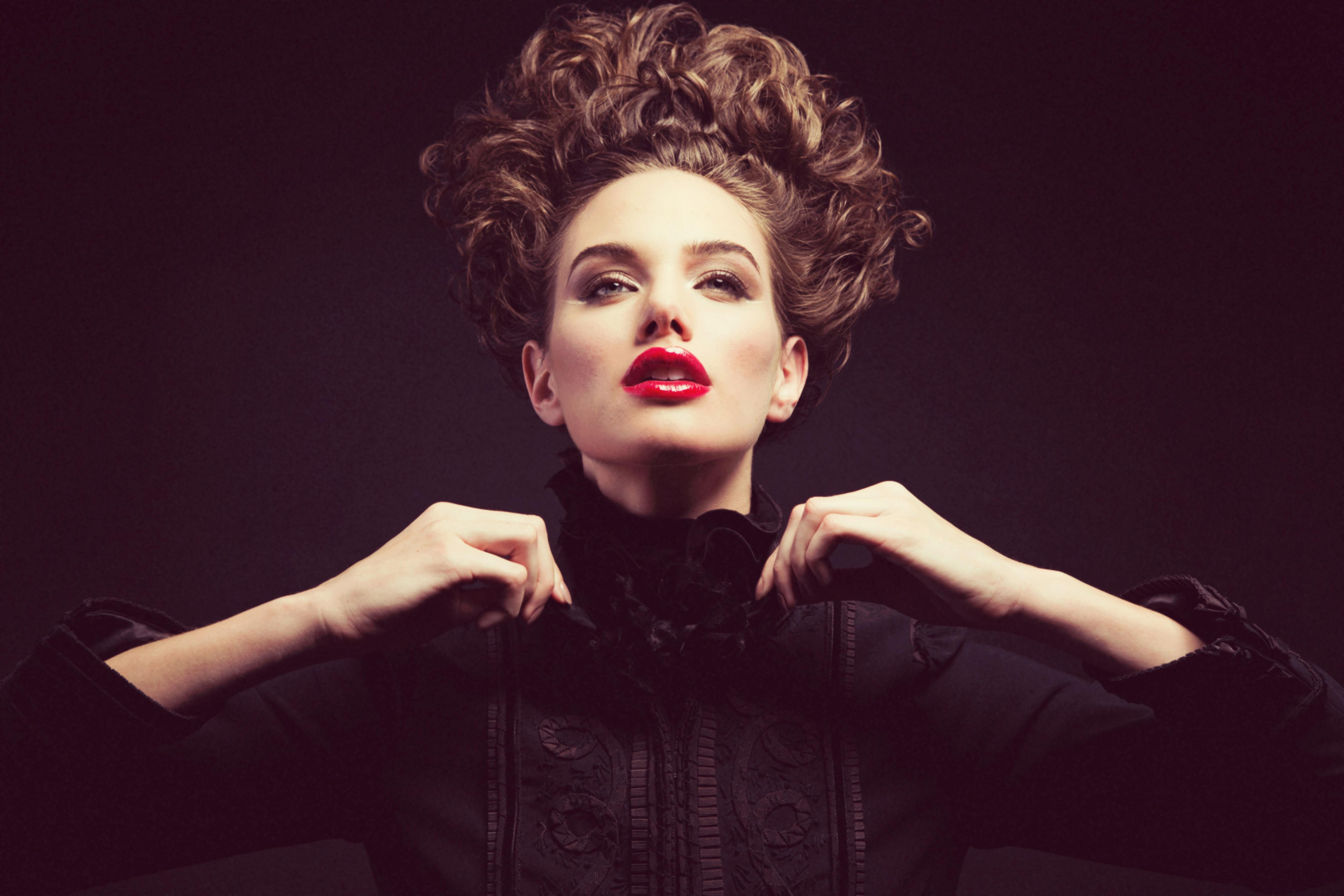 Gorgeous Light Dark Fashion Shoot Chicago Fashion