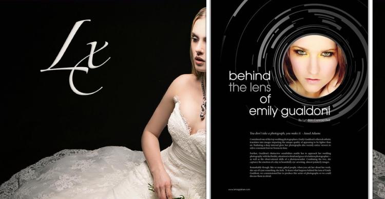 emily gualdoni photography published in lx magazine photo